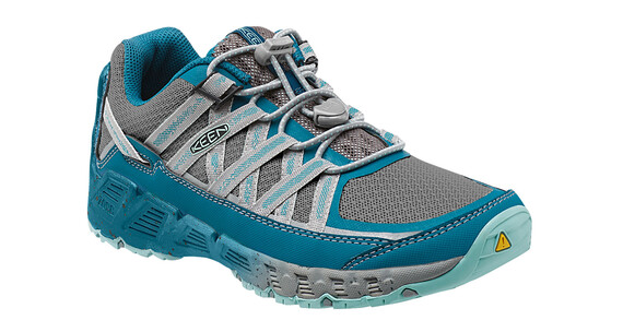 Keen Versatrail Hiking Shoes Women Ink Blue/Eggshell